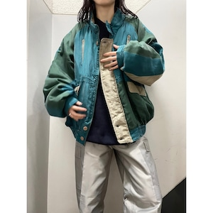 90's KOSI 中綿シルクジャケット