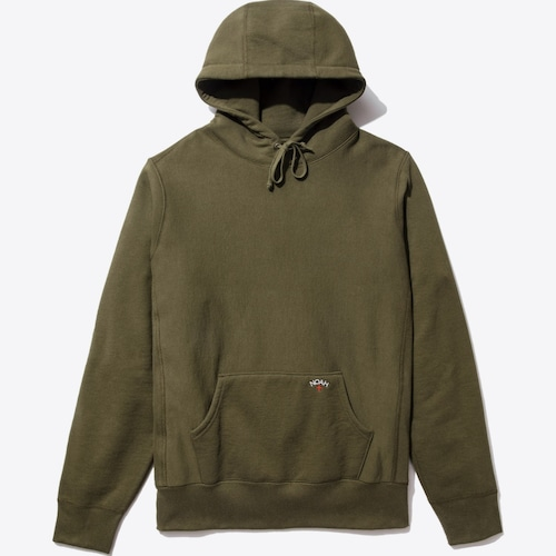 Classic Hoodie(Army Green)