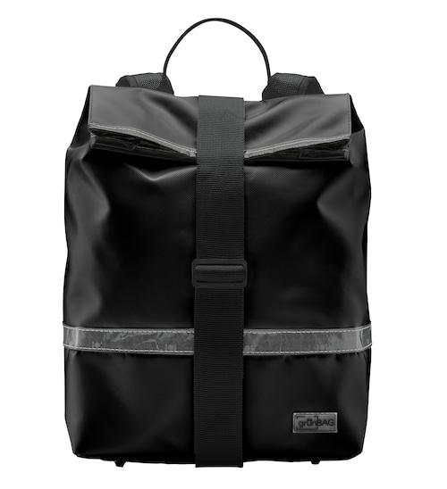 Black Backpack Norr Reflection Black