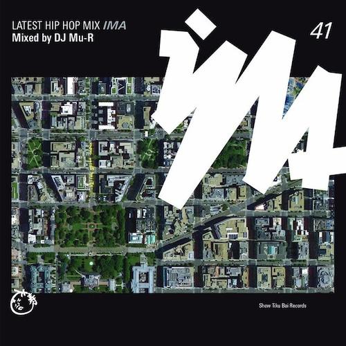 【残りわずか/CD】DJ Mu-R - Ima#41
