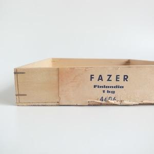 FAZER box