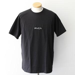 【RVCA】 STANDARD BOX RVCA SS (BLACK)