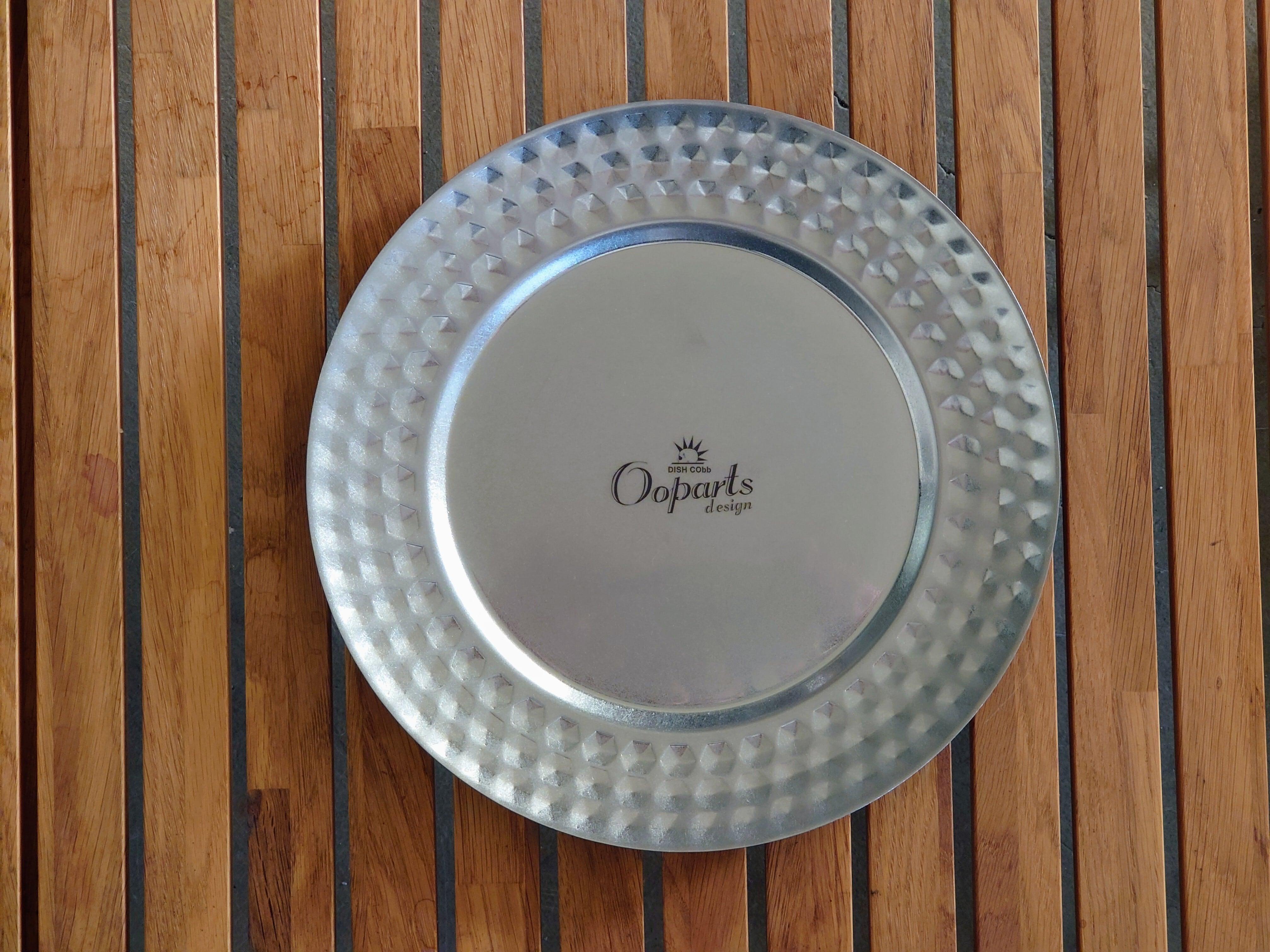 OOPARTS ディッシュコブシリーズ Φ26cm DISH CObb キャンピングプレート