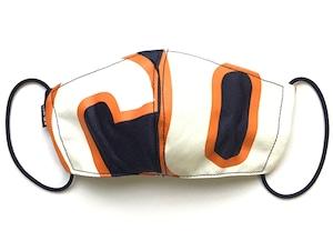 【デザイナーズマスク 吸水速乾COOLMAX使用 日本製】SPORTS MIX MASK CTMR 0923042