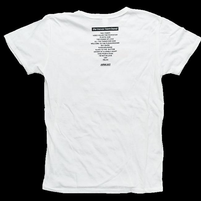 TREVOR HORN THB Tシャツ(ホワイト) - 画像2