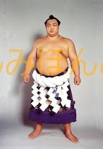 昭和56年3月場所優勝 横綱 北の湖敏満関(21回目の優勝)
