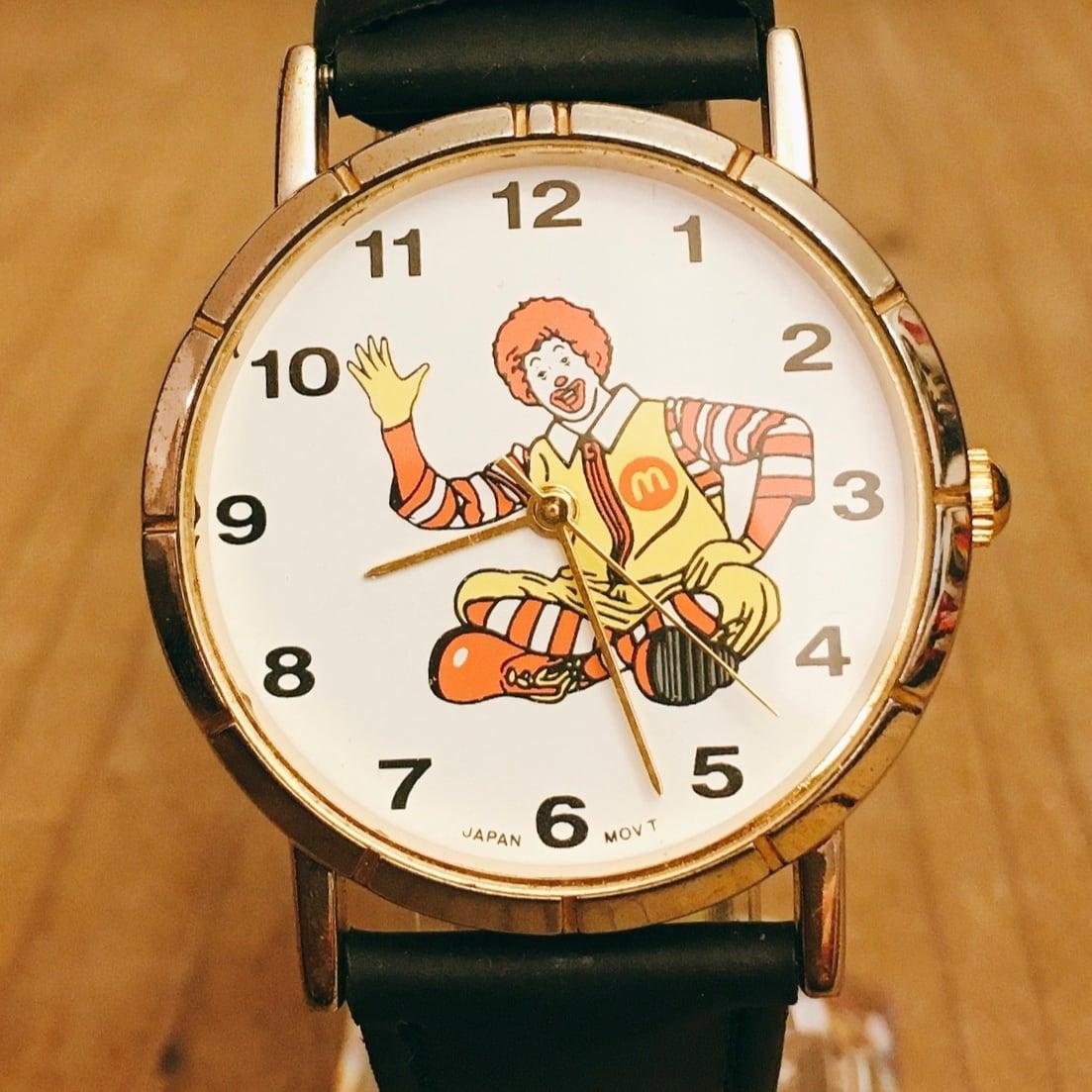 90's McDonald's ウォッチ
