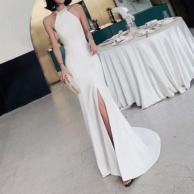 レディースドレス ラグジュアリー タイト ロング ドレス   キャバ キャバドレス ドレス ワンピース ロングドレス セクシー ナイトドレス キャバクラ レディース 女性 大人 ホステス 水商売
