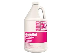 スモークアウト  ZERO [1ガロン] 煙臭・部屋臭気除去剤 ZERO SMOKE OUT ZERO(送料無料)