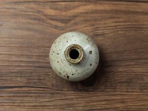 粉引 一輪挿し(小)2/くるり窯