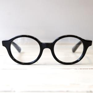DJUAL デュアル メガネ LT-12 / 00 セルロイド製 ブラック