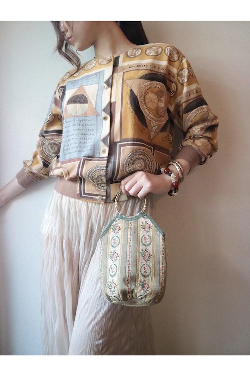 Tapestry mini bag