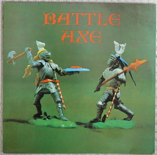 【USED/LP】V.A. - Battle Axe
