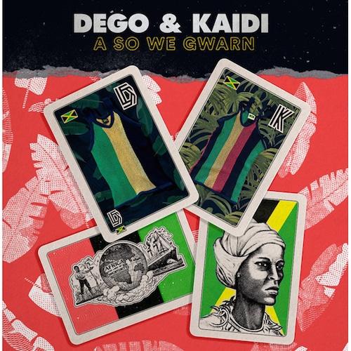 【ラスト1/CD】Dego & Kaidi - A So We Gwarn