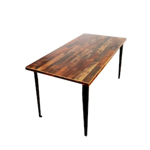 """受注生産品 Table """"Plain"""" 750 x 1500 w/ simple top"""