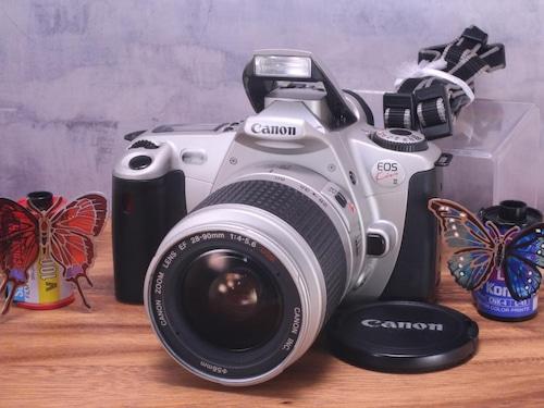 Canon EOS Kiss III ズームレンズ