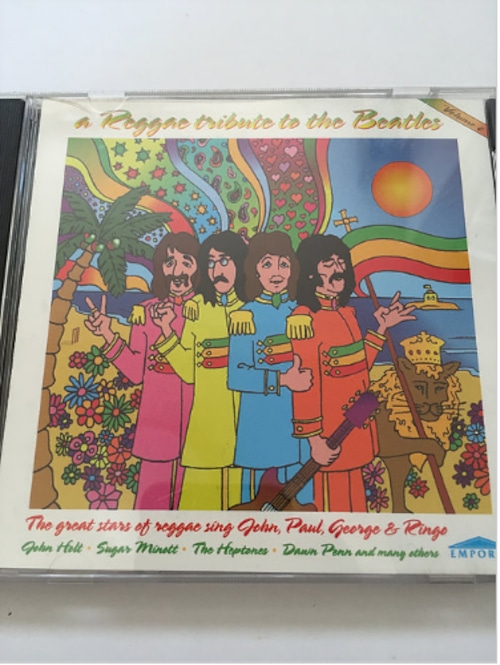 Various - A Reggae Tribute To The Beatles Volume 2【CD】