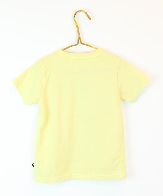 カレッジプリント半袖TEE(日本製)
