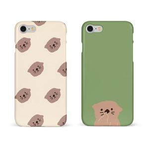 [haedal._.store] ヘダル ハード iPhoneケース  (全2種)
