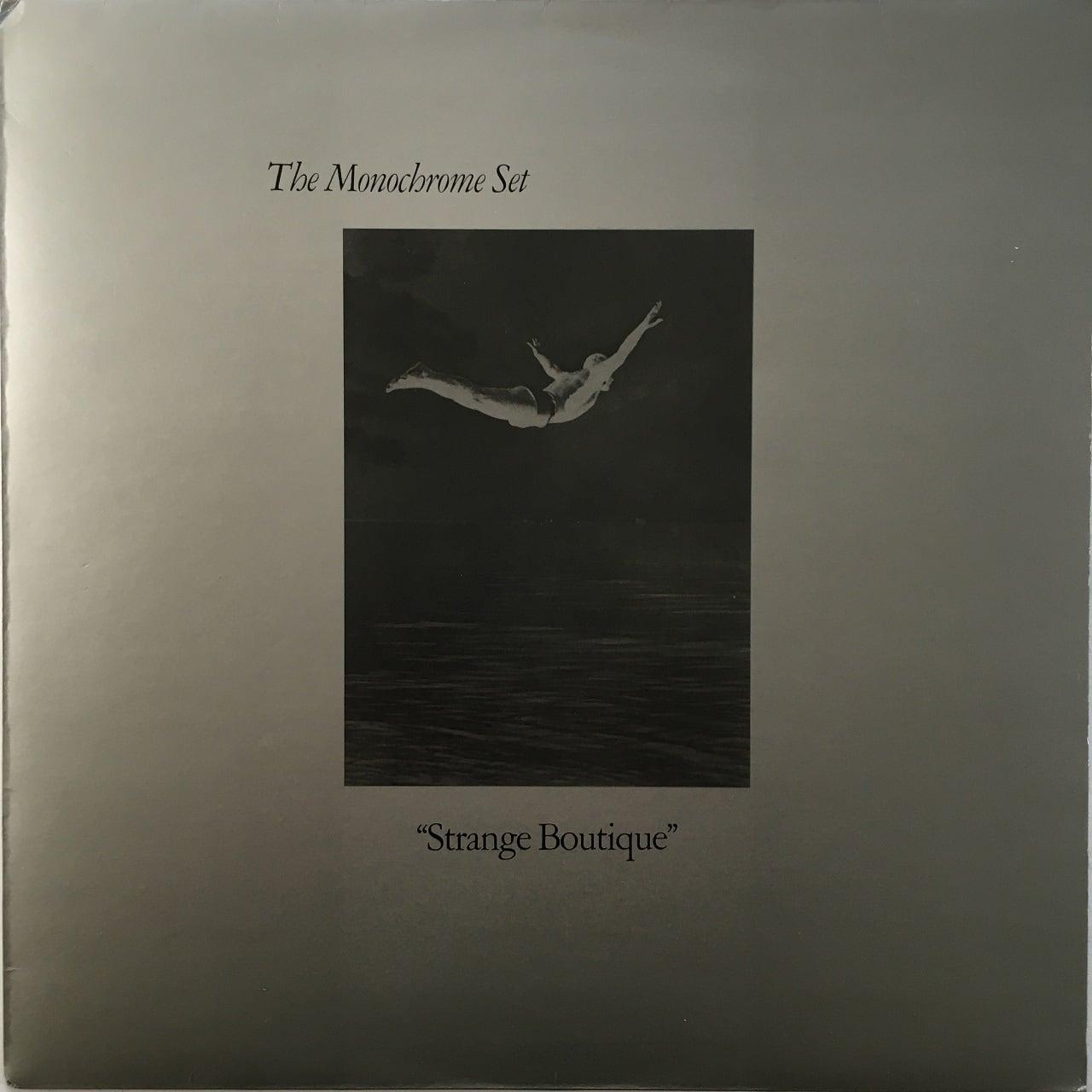 【LP・英盤】The Monochrome Set / Strange Boutique