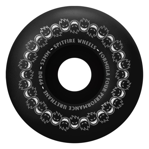 SPITFIRE / F4 CLASSIC FULL / REPEATERS CAPSULE / black / 53mm / 99d