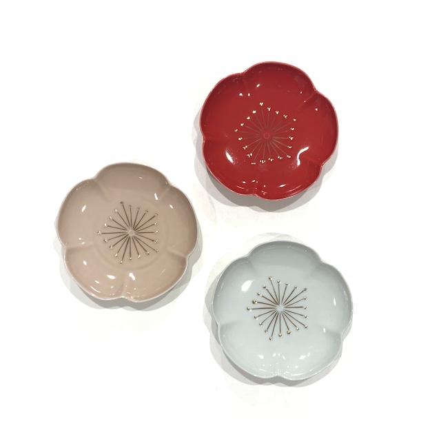 梅型  3寸皿