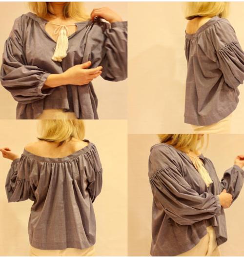 Dark ages cotton shirts/Chambray
