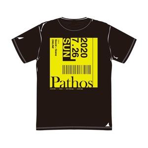「Pathos」T-shirts (Black)