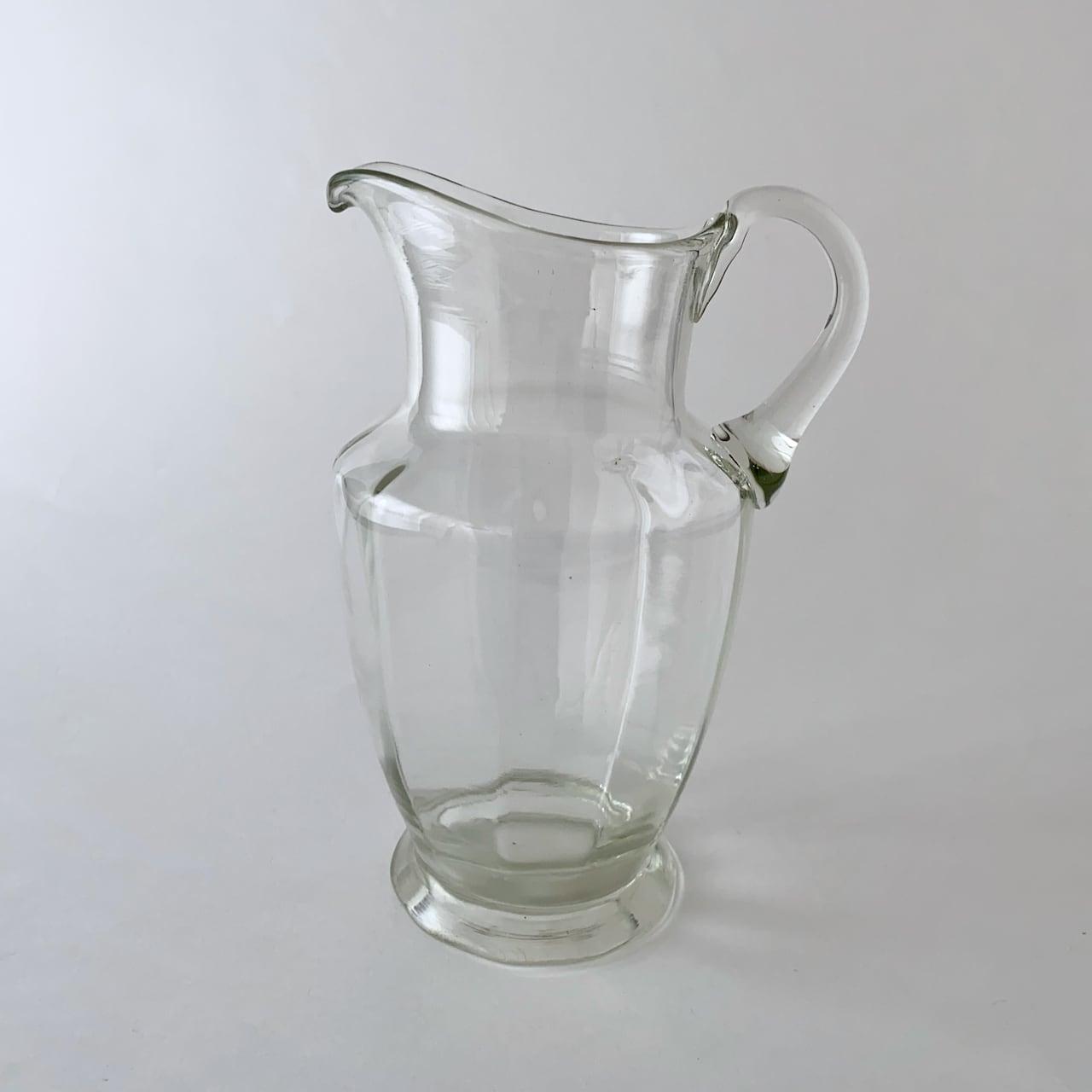 Vintage Clear jug |ヴィンテージのジャグ 3