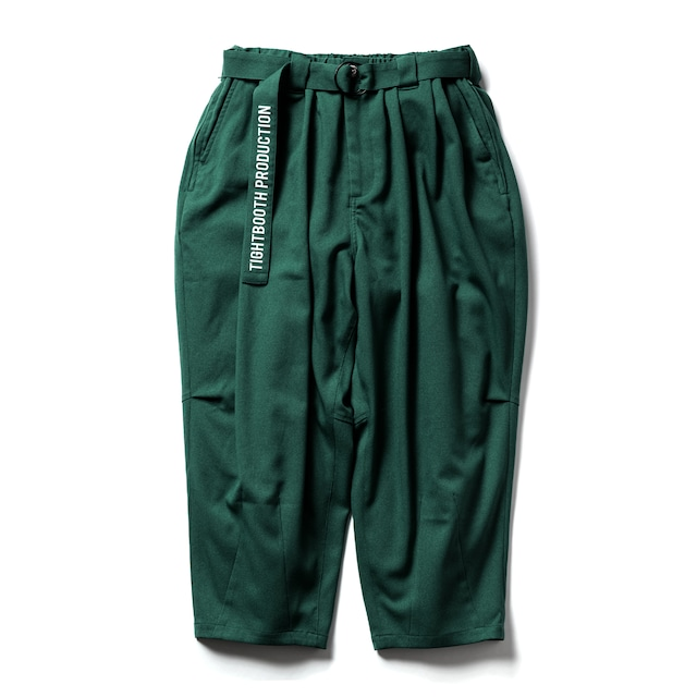 TIGHTBOOTH PRODUCTION BALOON PANTS FOREST