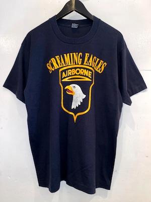 SCREAMING EAGLES プリントTシャツ