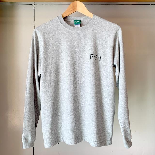 ロングスリーブTシャツ / LOGO / Gray