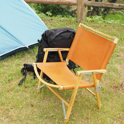 ワイド カーミットチェア / Kermit Chair 交換用レザーファブリック CAMP
