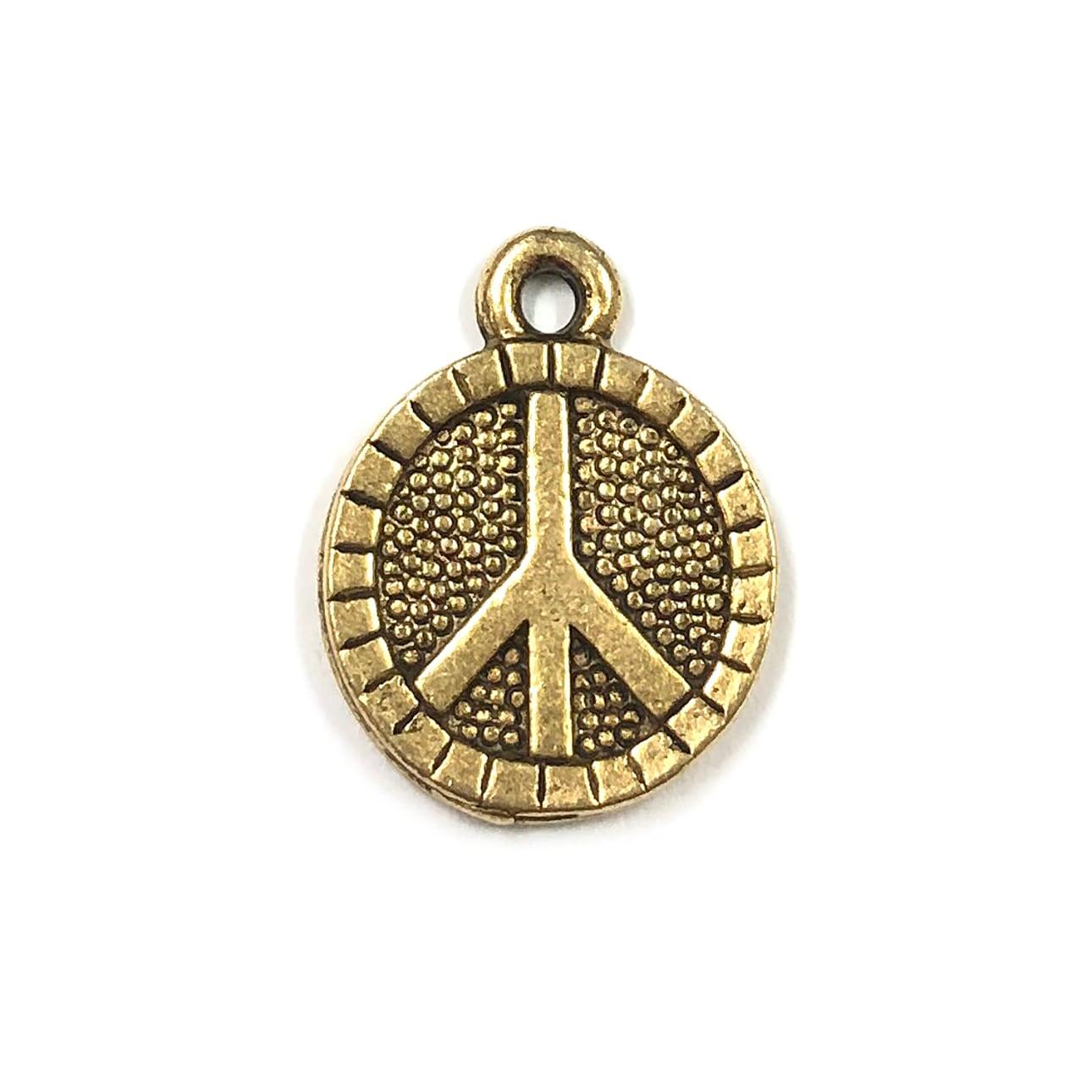 ピースマークメダル
