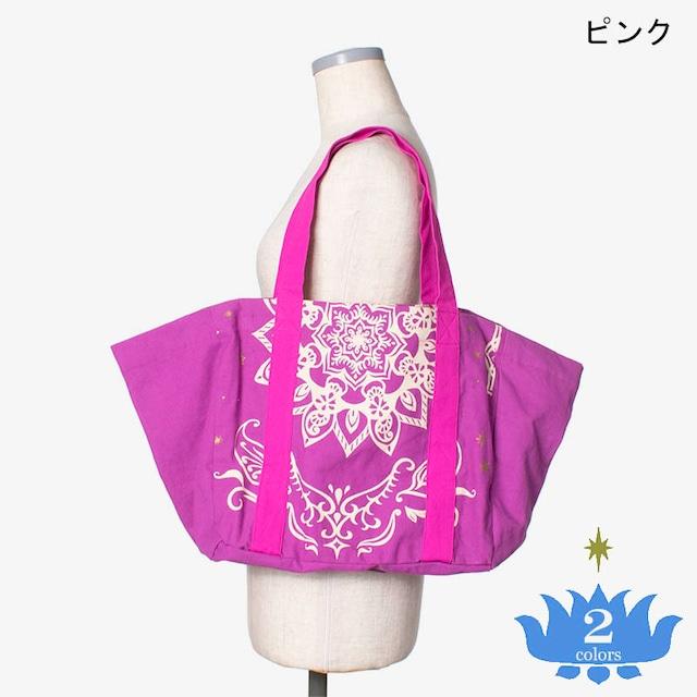 トートバッグ マンダラ Tote Bag Mandala