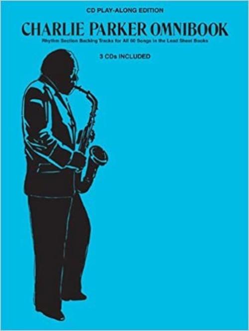 洋書 Charlie Parker Omni book CD Play-Along Edition(3CD) チャーリー・パーカー オムニブック CDプレイ・アロング・エディション(CD3枚組)
