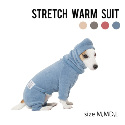 STRETCH WARM SUITS(M・MD・L)ストレッチウォームスーツ