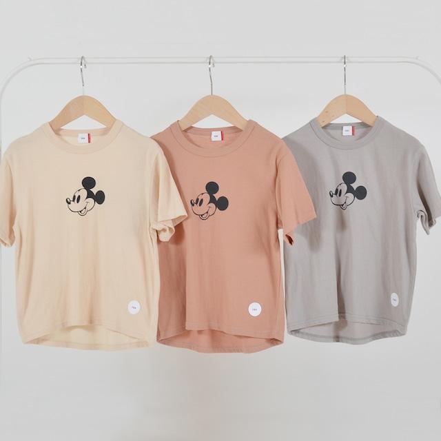 FOV Mickey Tシャツ ミッキー(FOV×Disney) (S/M/L/XL/F) 600603 ※1点までメール便可