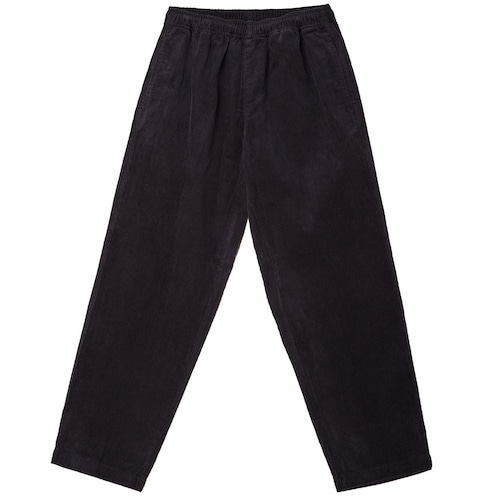 【OBEY】 EASY CORD PANT (BLACK)