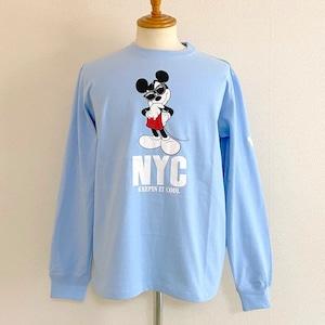 Schott/Disney T-shirts Keepin It Cool BLue