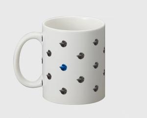 ベタドットマグカップ(通常サイズ)