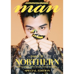 commons&sense man ISSUE31 <SPECIAL EDITION>