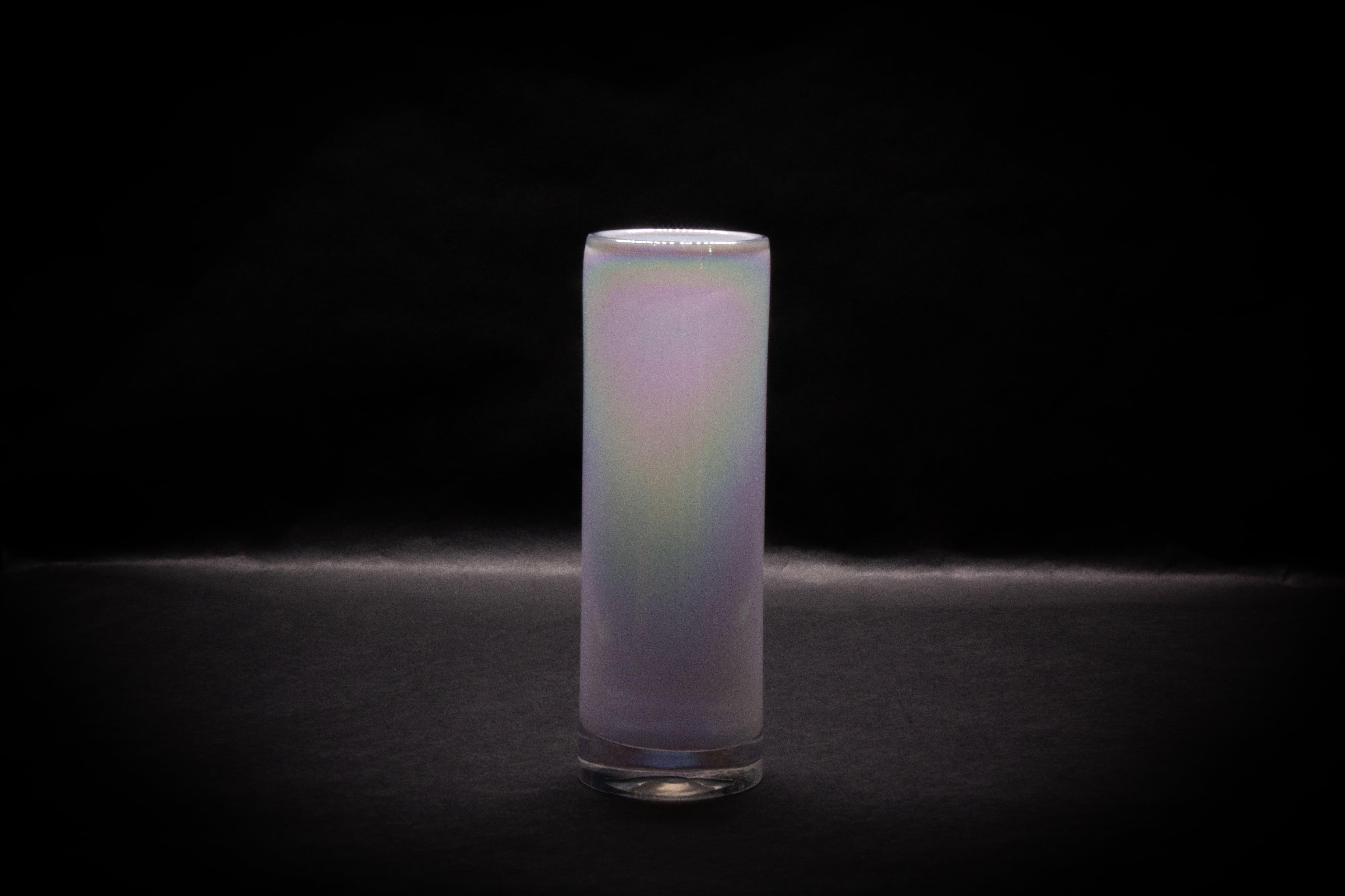 Aurora White Flower Vase 【Size M】