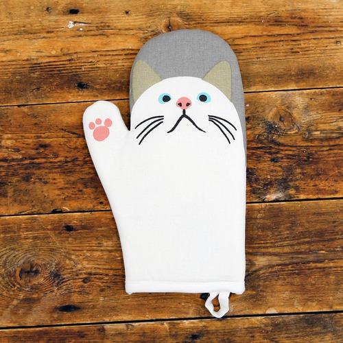 猫ミトン鍋つかみ(ターチャン)
