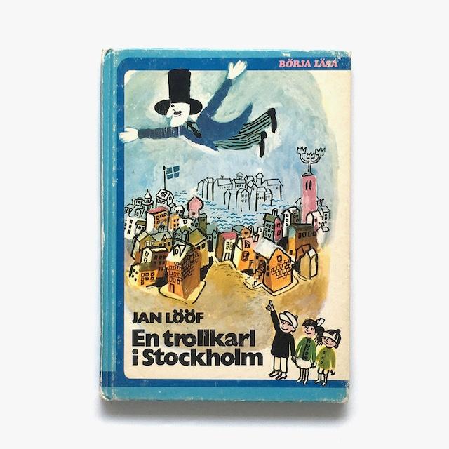 ヤン・ルーフ「En trollkarl i Stockholm(ストックホルムの魔術師)」《1979-01》