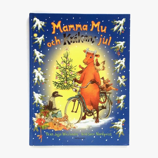 スヴェン・ノードクヴィスト「Mamma Mu och Kråkans jul(ママ・ムーとクローカンのクリスマス)」《2008-01》