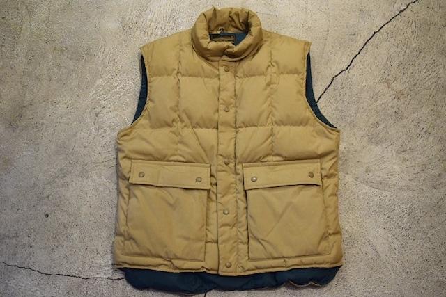 USED 80-90s Eddie Bauer Blizzard Master Down Vest 0869