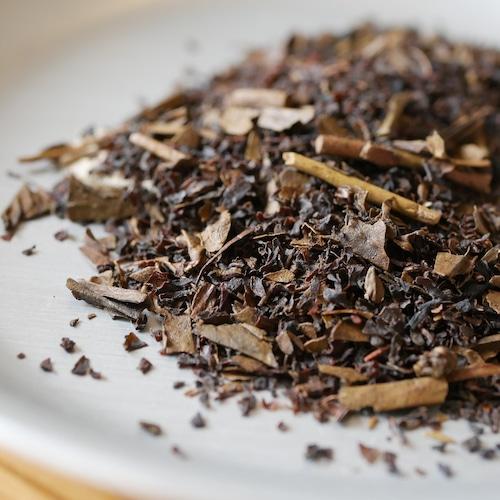紅茶とほうじ茶のブレンド「えがお」50g