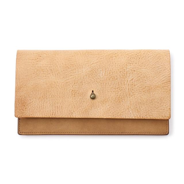 forme Long wallet Alaska beige