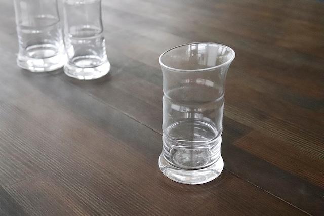 【SP3D24-08】『トールグラス』『氷竹』 *BAMBOO GLASS バンブースタイル 日本 美しいフォルム お酒 演出 ユニーク
